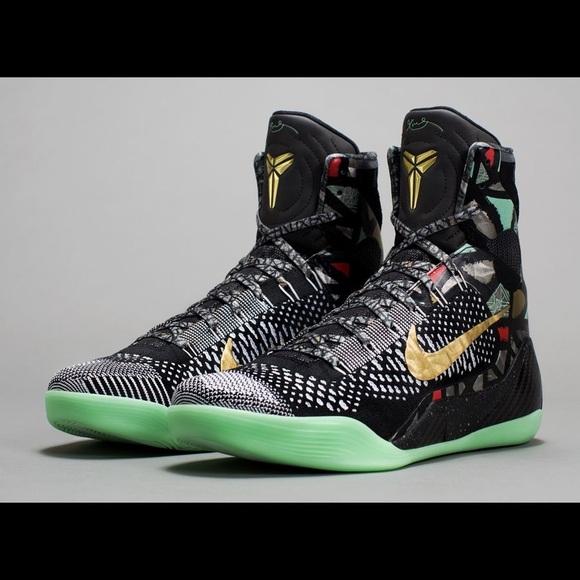 hot sale online 207a6 f6ee0 Nike Kobe IX Elite High Gumbo. M 5b3979ed5c445200d8f13ec7